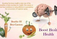 Benefits of beta carotene