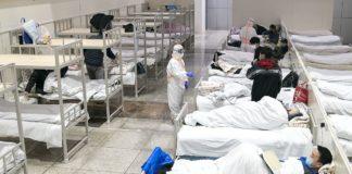 America: Coronavirus Outbreak