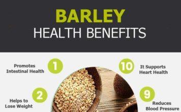 Barley Health Benefits