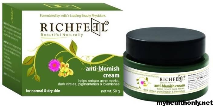 Richfeel Anti Blemish Cream - Best Creams for Wrinkles