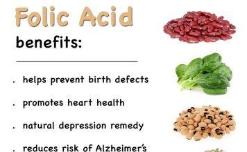 Health Benefits of Vitamin B9