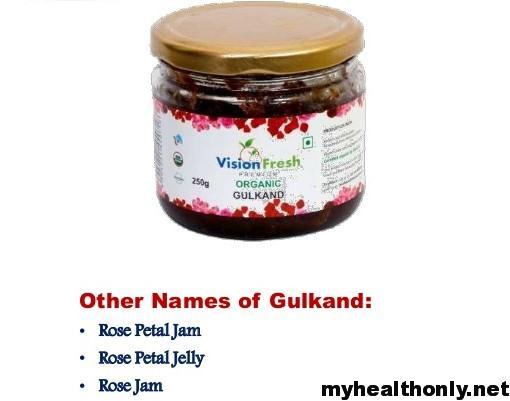 Benefits of Gulkand, Other Names of Gulkand