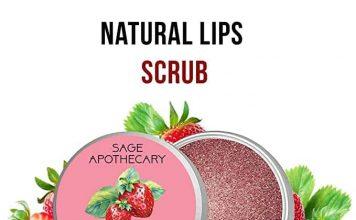 Homemade Lip Scrub