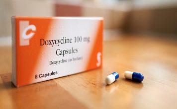 Doxycycline 100 Mg Capsule
