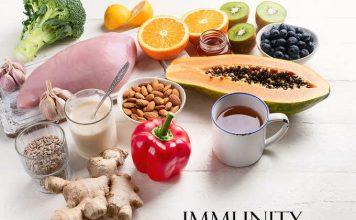 Immunity Increasing Foods
