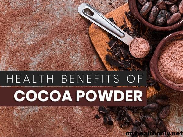 Health Benefits of Cocoa Powder