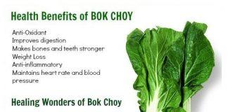 Health Benefits of Bok Choy